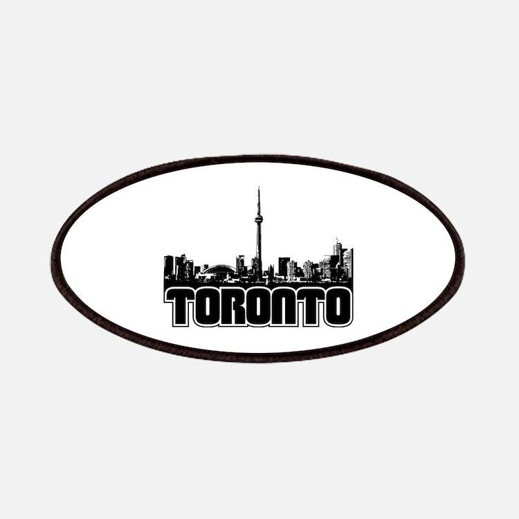 Toronto Skyline Patches