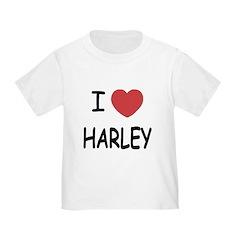 I heart harley T