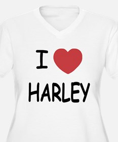 I heart harley T-Shirt