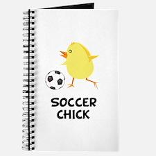 Soccer Chick Journal