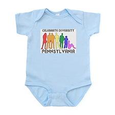 Pennsylvania diversity Infant Creeper