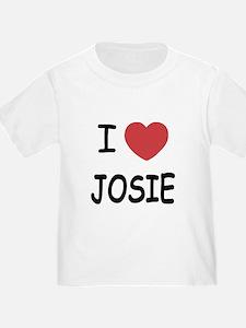 I heart josie T
