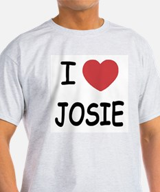 I heart josie T-Shirt