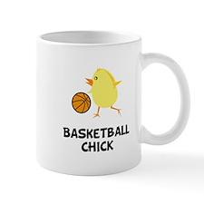 Basketball Chick Mug