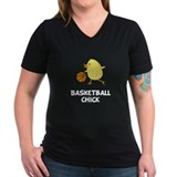 March madness womens Womens V-Neck T-shirts (Dark)