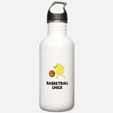 Basketball Chick Water Bottle