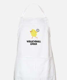 Volleyball Chick Apron