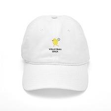 Volleyball Chick Baseball Cap