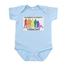Vermont diversity Infant Creeper