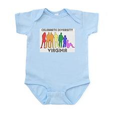 Virginia diversity Infant Creeper