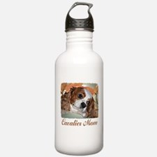 Cavalier Mom Water Bottle