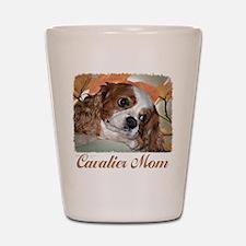 Cavalier Mom Shot Glass