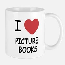 I heart picture books Mug
