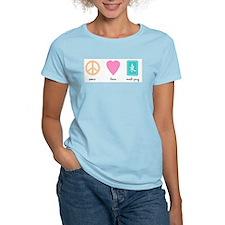 Peace Love Latkes T-Shirt