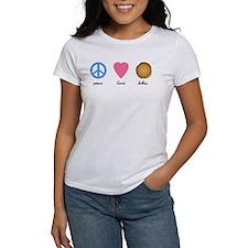 Peace Love Latkes Tee