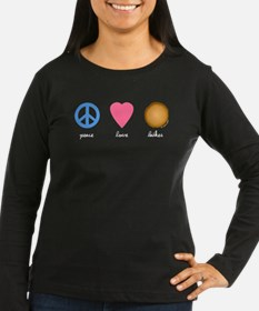 Peace Love Latkes T-Shirt