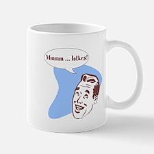 Retro Hanukkah Mug