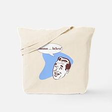 Retro Hanukkah Tote Bag