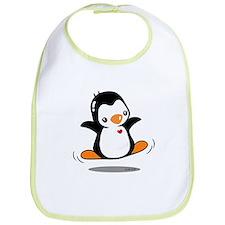 Happy Penguin (2) Bib