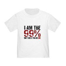 I am the 99%, don't care if y T