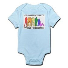 West Virginia diversity Infant Creeper