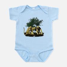 Monkeys Infant Bodysuit