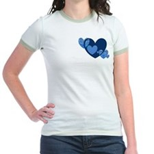 Blue Hearts on T