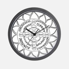 Unified Love Wall Clock