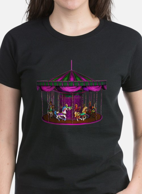 The Purple Carousel Tee