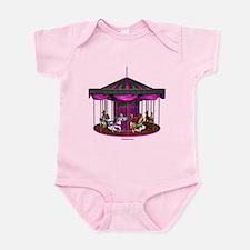 The Purple Carousel Infant Bodysuit