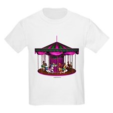 The Purple Carousel T-Shirt