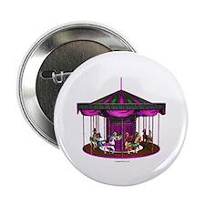 "The Purple Carousel 2.25"" Button"