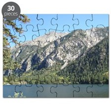 Cottonwood Lake Puzzle