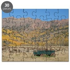 Mountain Autumns Puzzle