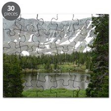 Alpine Lake Puzzle