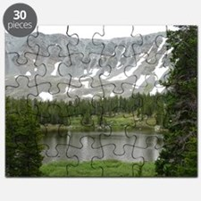 Alpine Lake Puzzle