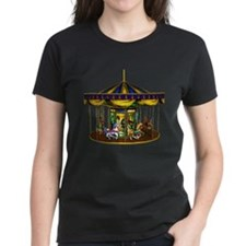 The Golden Carousel Tee