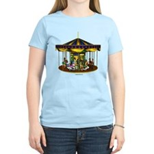 The Golden Carousel T-Shirt