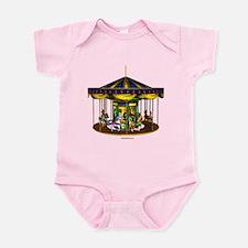 The Golden Carousel Infant Bodysuit