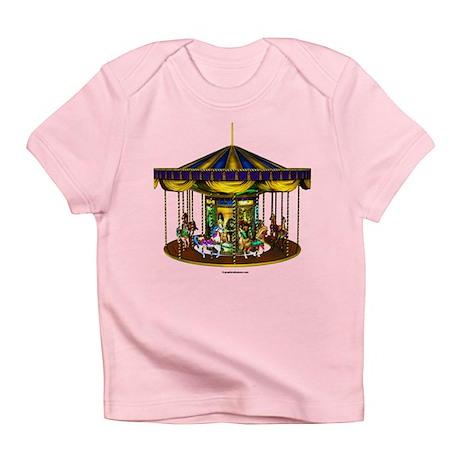 The Golden Carousel Infant T-Shirt