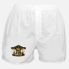 The Golden Carousel Boxer Shorts