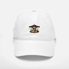 The Golden Carousel Baseball Baseball Cap