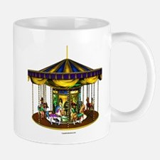 The Golden Carousel Mug