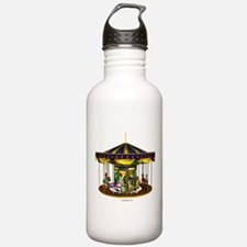 The Golden Carousel Water Bottle