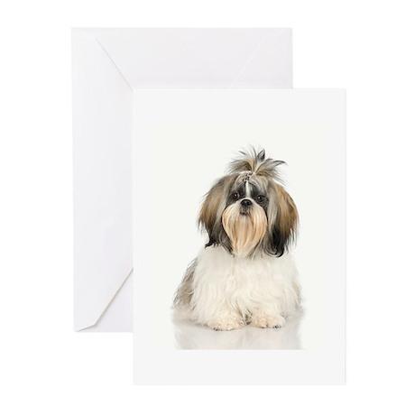Shih Tzu Greeting Cards (Pk of 20)