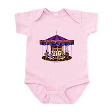 The Pink Carousel Infant Bodysuit