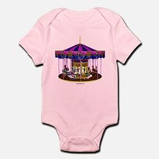 The Pink Carousel Infant Bodysuit