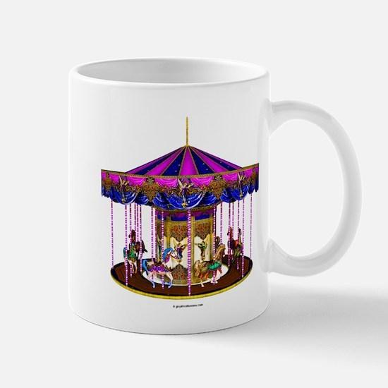The Pink Carousel Mug