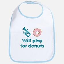 Will Play Baritone for Donuts Bib
