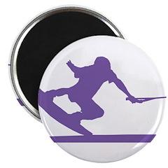 Purple Wakeboard Nose Press 2.25